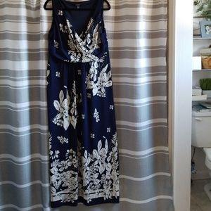 CHAPS sz XL dress